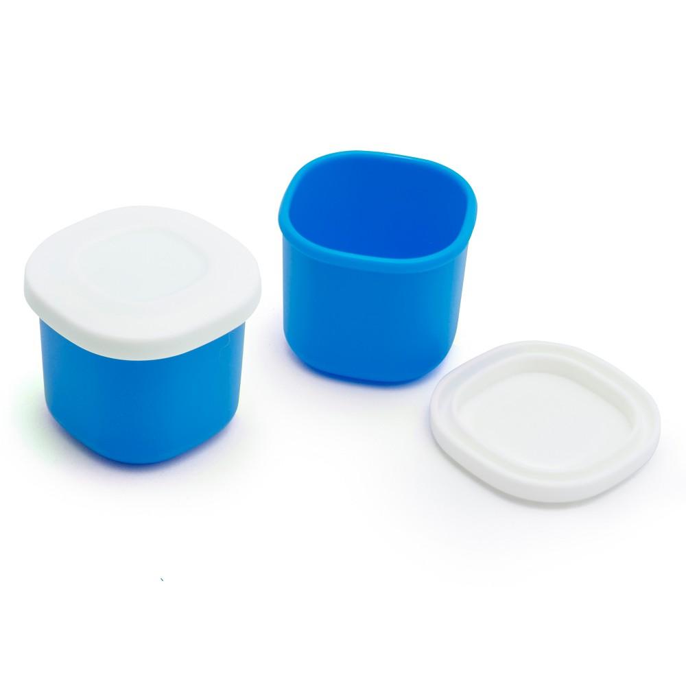 Bentgo Sauce Container 2pk - Blue
