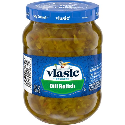 Vlasic Dill Relish - 10oz - image 1 of 2