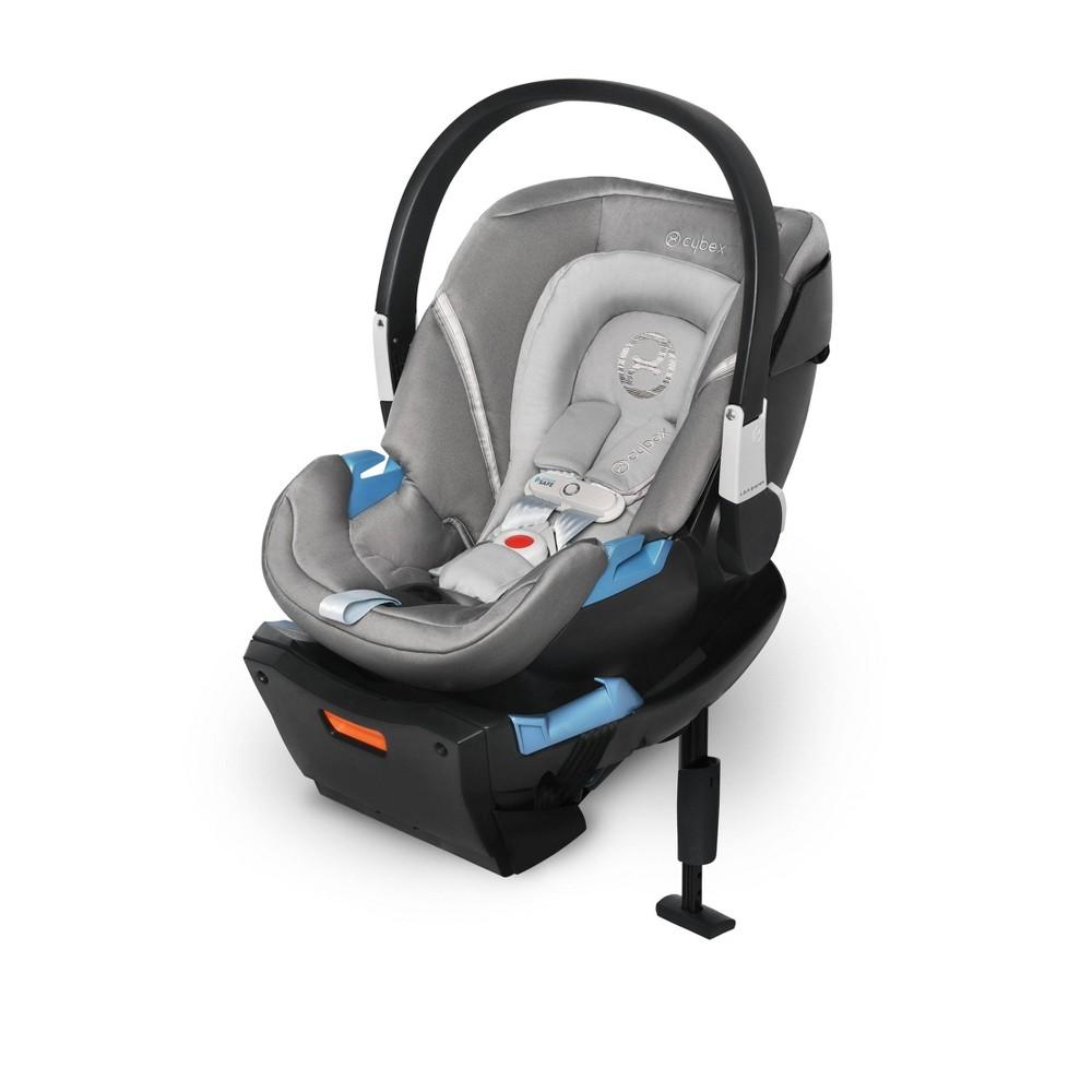 Image of Cybex Aton 2 Sensor Safe Infant Car Seat - Manhattan Gray