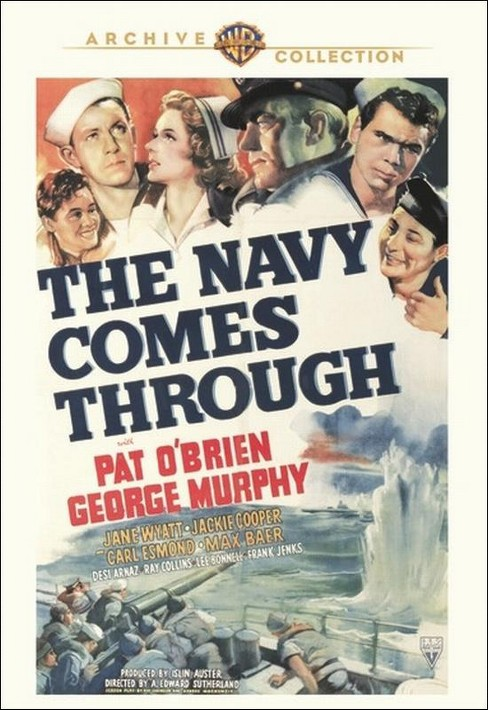 Navy comes through (DVD) - image 1 of 1