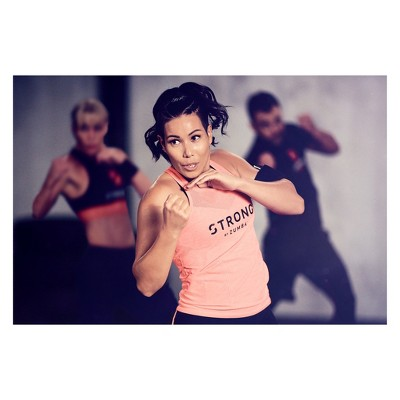 Strong by Zumba High-Intensity Cardio and Tone 60 min Workout DVD