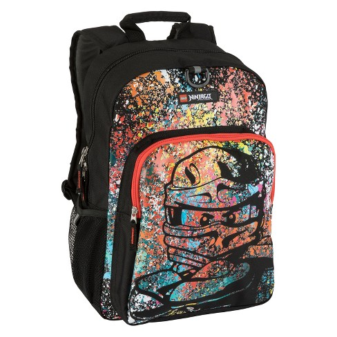 "LEGO Ninja go 16"" Heritage Classic Kids' Backpack - Spraypaint - image 1 of 3"