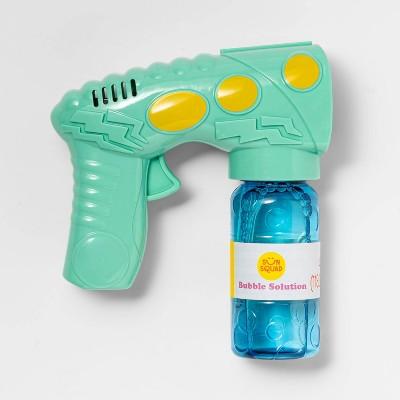 Mini Exstream Bubble Gun Green - Sun Squad™
