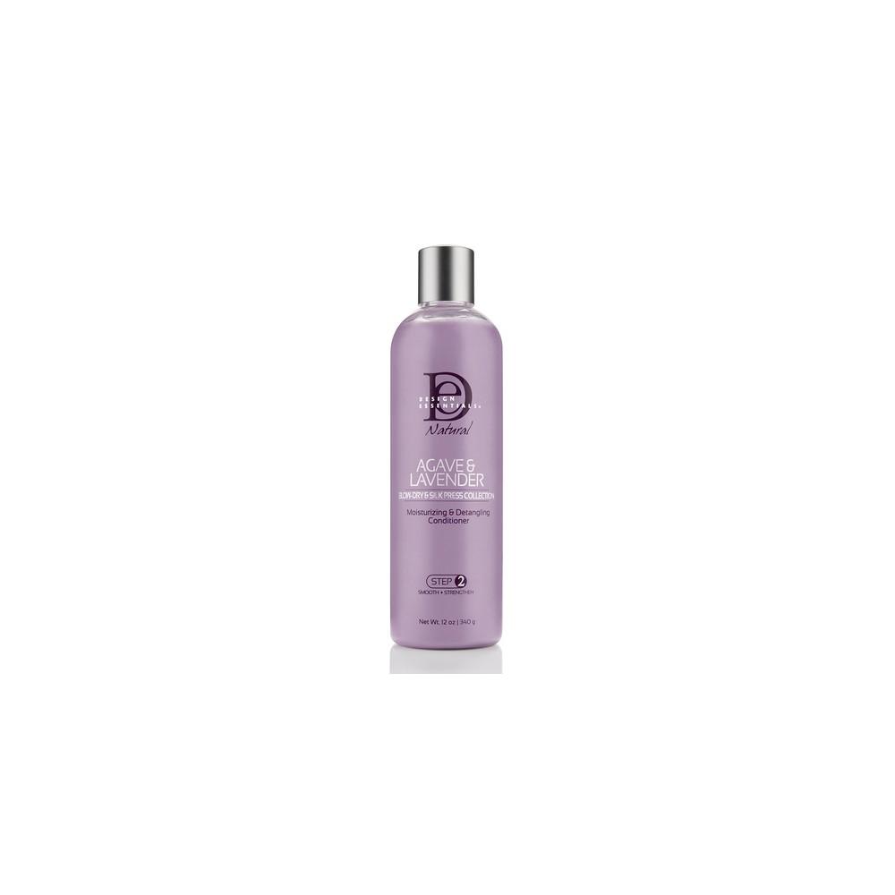 Image of Design Essentials Natural Agave & Lavender Moisturizing & Detangling Conditioner - 12oz