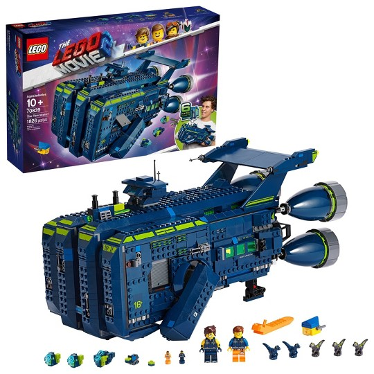 THE LEGO MOVIE 2 The Rexcelsior! 70839 image number null