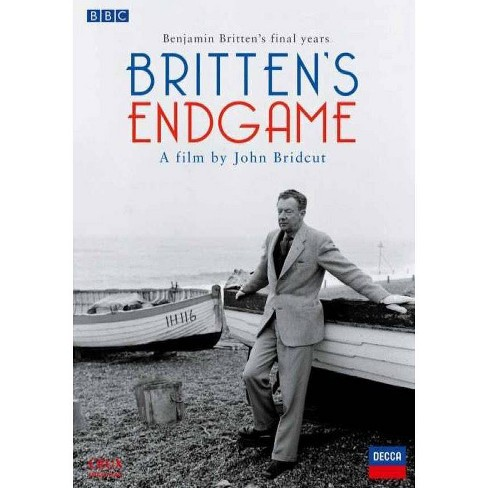 Benjamin Britten: Britten's End Game (DVD) - image 1 of 1