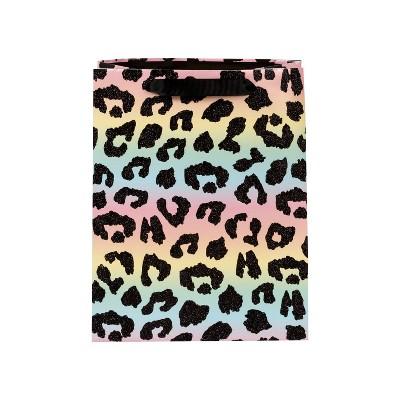 Large Cheetah Print Cub Gift Bag - Spritz™