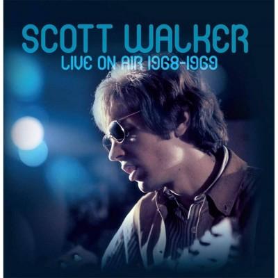 Walker scott - Live on air 1968-1969 (CD)