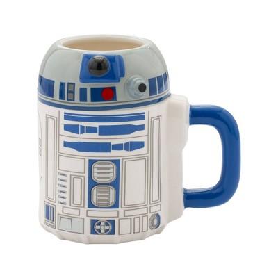 Star Wars R2-D2 20oz Ceramic Sculpted Mug