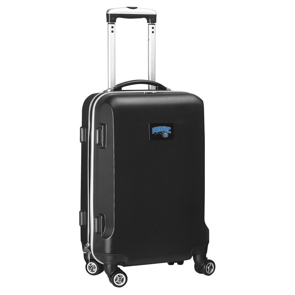 NBA Orlando Magic Mojo Hardcase Spinner Carry On Suitcase - Black