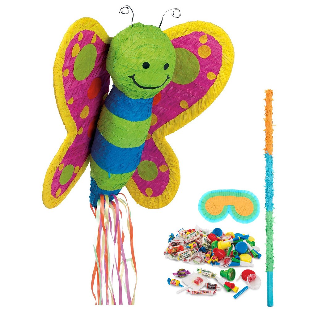 Hugs and Stitches Pinata Kit, Multi-Colored