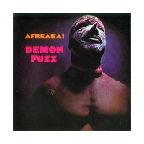 Demon Fuzz - Afreaka! (CD) - image 1 of 1