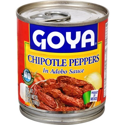 Goya Chipotle Peppers in Adobo Sauce - 7oz