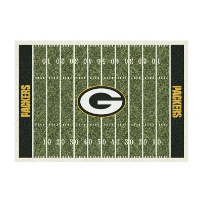 NFL Green Bay Packers 4'x6' Homefield Rug