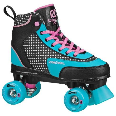 Roller Derby Women's Roller Star 750 High Top Roller Skate - Blue - image 1 of 4