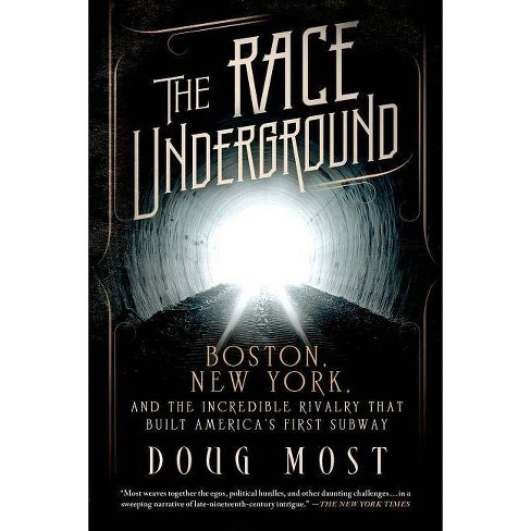 The Race Underground - by  Doug Most (Paperback) - image 1 of 1