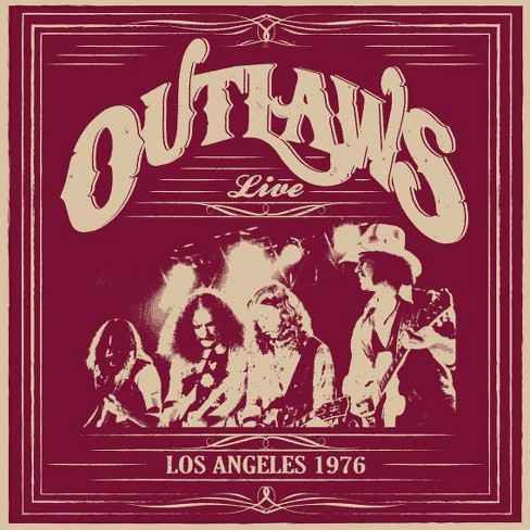 Outlaws - Los angeles 1976 (CD) - image 1 of 1