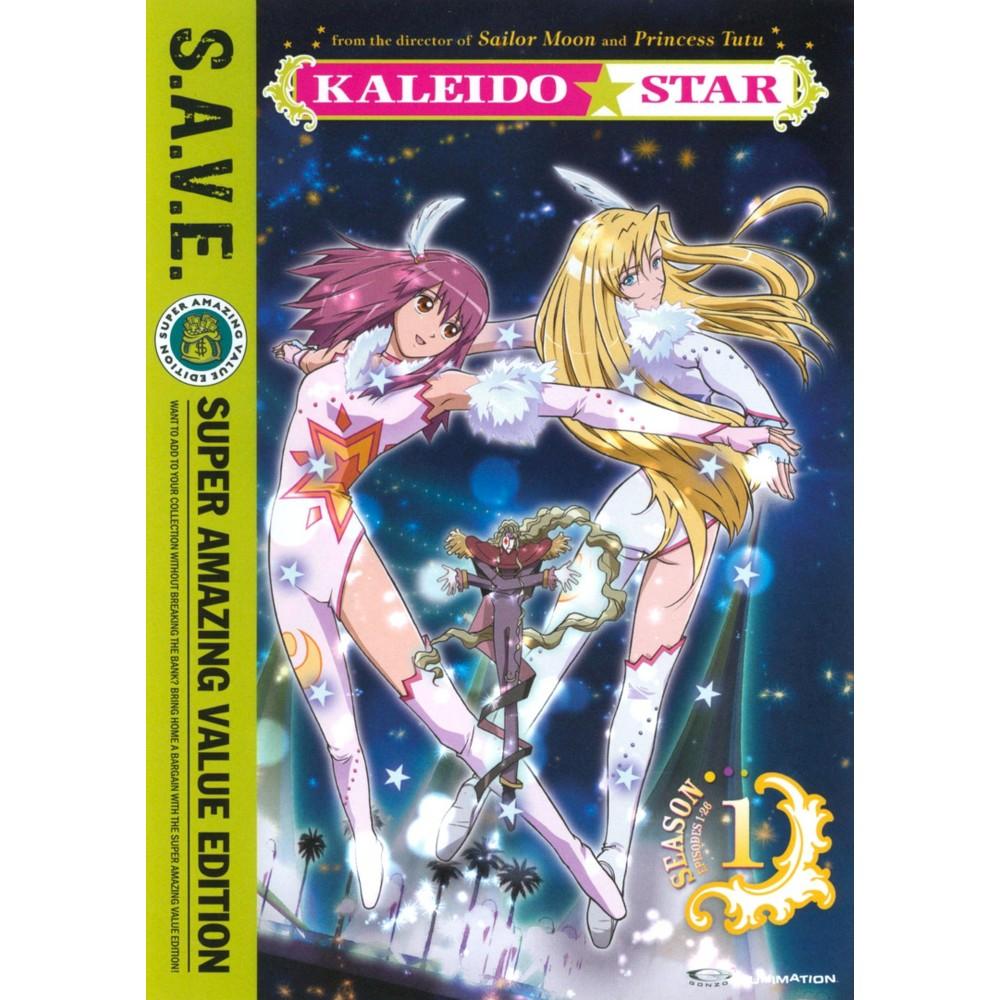 Kaleido Star Season One Dvd 2012