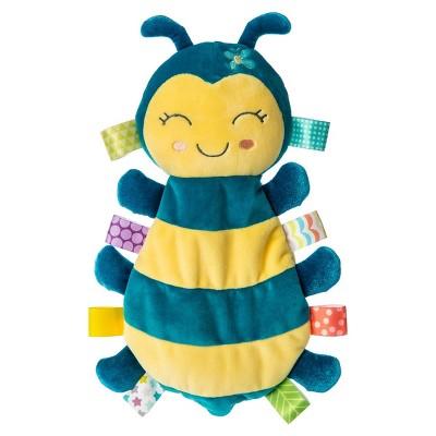 Mary Meyer Fuzzy Buzzy Bee Taggies Lovey