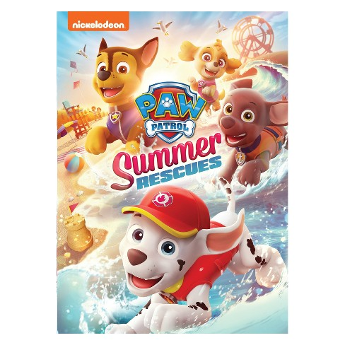 PAW Patrol: Summer Rescues (DVD) - image 1 of 1