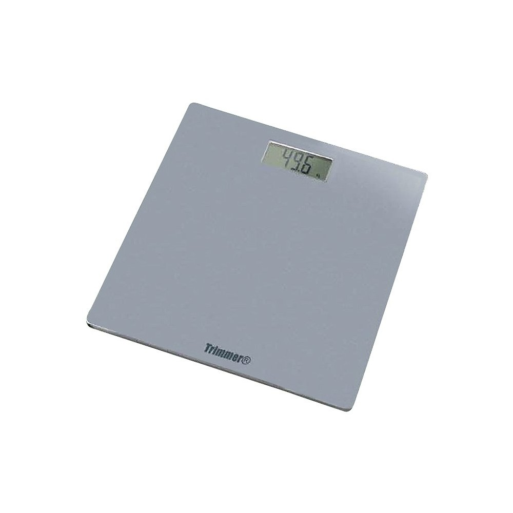 Image of Super Thin Digital Scale Silver - Trimmer
