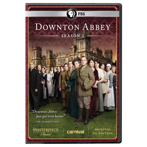 Downton Abbey S2 (DVD) - image 1 of 1