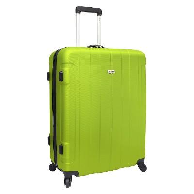 Traveler's choice Rome 29  Hardside Spinner Suitcase - Green