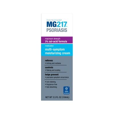 MG217 Psoriasis Multi - Symptom Moisturizing Cream - 3.5oz