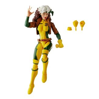 "Hasbro Marvel Legends 6"" Retro Collection Marvel's Rogue Figure"