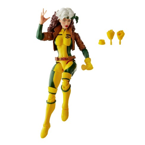 "Hasbro Marvel Legends 6"" Retro Collection Marvel's X-Men Rogue Figure - image 1 of 3"