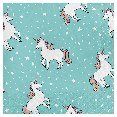 20ct Enchanted Forest Lunch Napkin - Spritz™