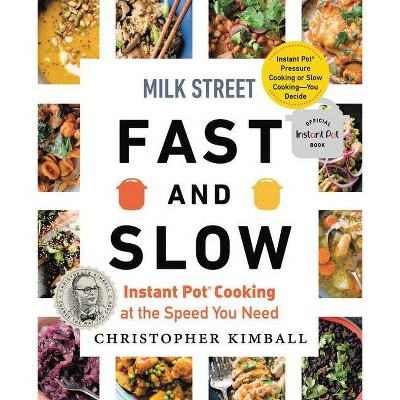 Milk Street Fast and Slow - by Christopher Kimball (Hardcover)