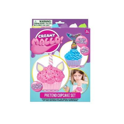 Creamy Mallo Pretend Cupcake Playset