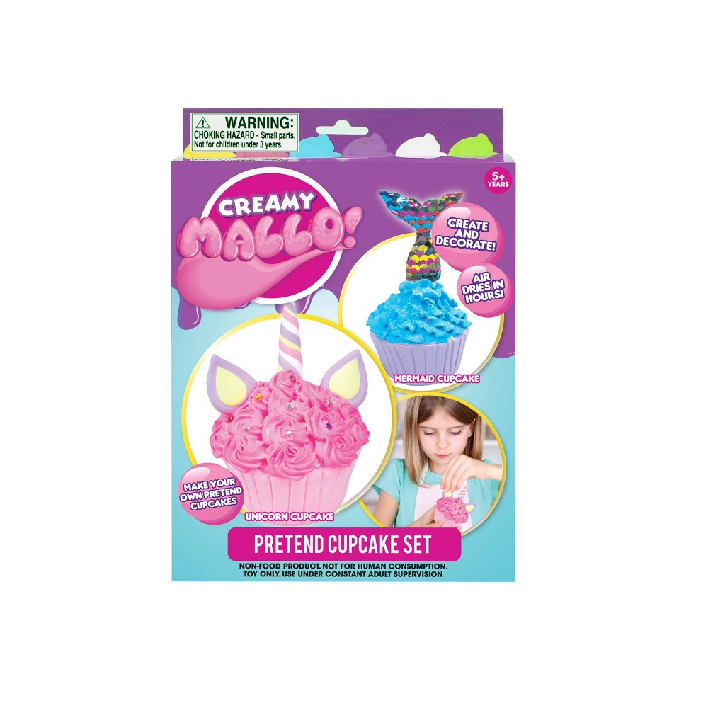 Creamy Mallo Pretend Cupcake Playset was $8.99 now $4.99 (44.0% off)