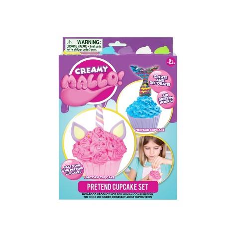 Creamy Mallo Pretend Cupcake Playset - image 1 of 4