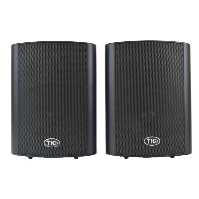 TIC 5  Wireless Outdoor Wifi Patio Speaker - Black