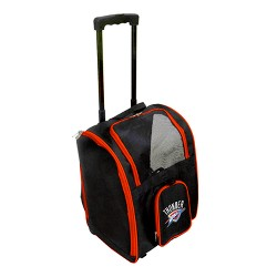 NBA Premium Dog and Cat Carrier with Wheels