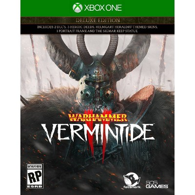 Warhammer II: Vermintide Deluxe Edition - Xbox One