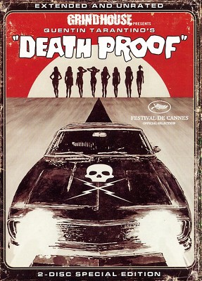 Death Proof (Special Edition) (Extended and Unrated) (DVD)