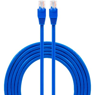 Philips 7' Cat6 Ethernet Cable - Blue