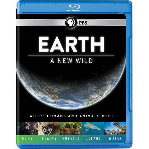 Earth: A New Wild (Blu-ray) - image 1 of 1