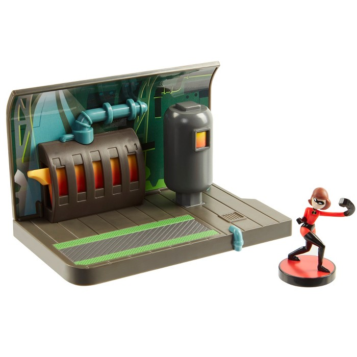 Incredibles 2 Lab Assault Playset with Elastigirl Mini Figure - image 1 of 11
