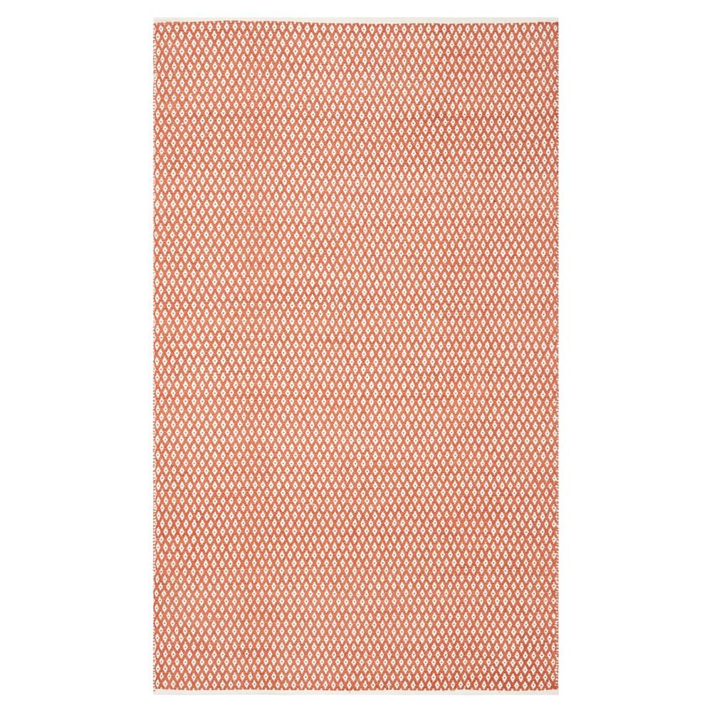Ramona Area Rug - Orange (6'x9') - Safavieh