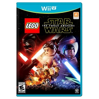 LEGO Star Wars: The Force Awakens - Nintendo Wii U