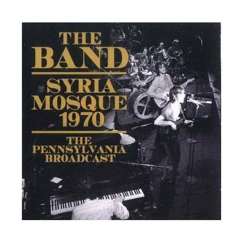 Band - Syria Mosque 1970 (CD) - image 1 of 1