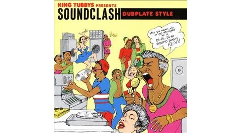 Various - King Tubbys Presents Sound Clash Dubp (CD) - image 1 of 1