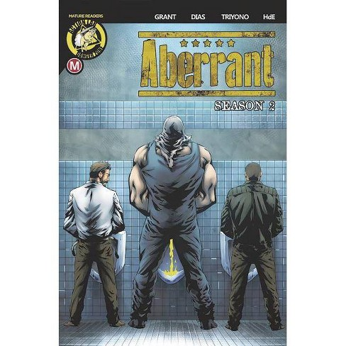 Aberrant Season 2 - by  Rylend Grant (Paperback) - image 1 of 1