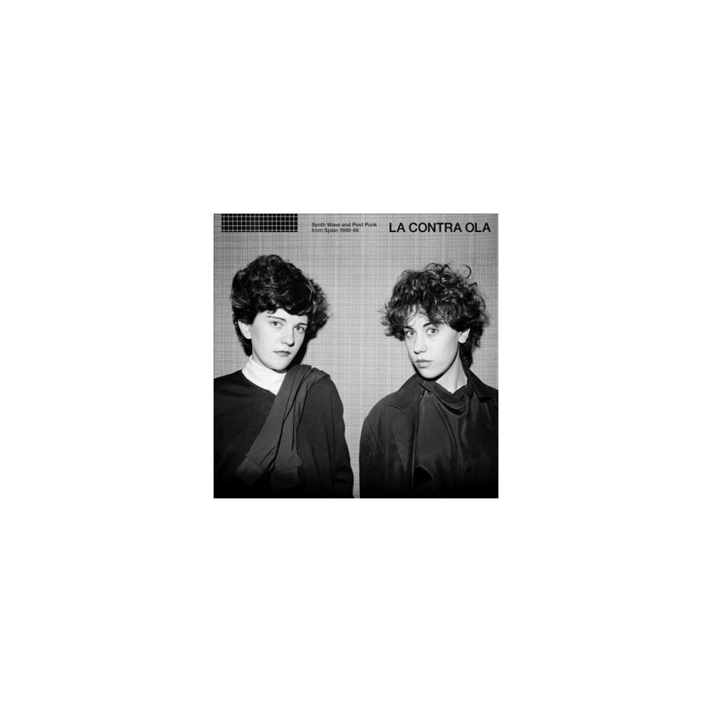 Various - La Contra Ola:Post Punk & Synth Wave (Vinyl)