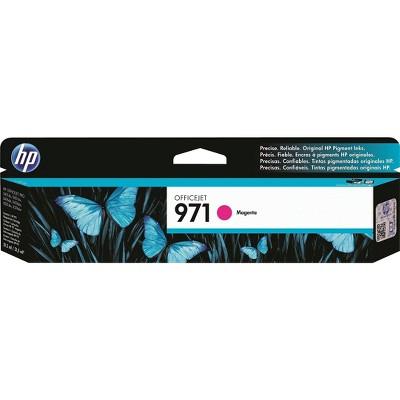 HP 971 Magenta Ink Cartridge Standard (CN623AM) 140264