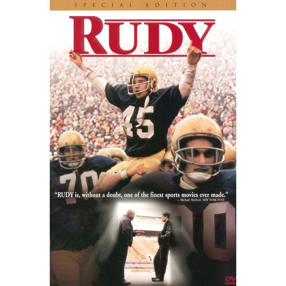 Rudy (dvd_video), Movies